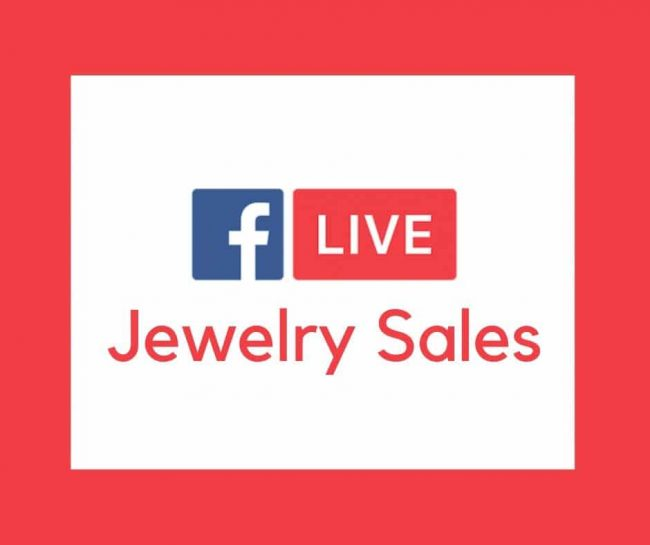 Facebook Live Jewelry Sales